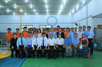 Báo cáo tổng hợp ý kiến của thành viên Hội đồng DoN Nhật Bản lần thứ 5 tại Trường Cao đẳng nghề Công nghệ cao Đồng Nai (ngày 11/9)