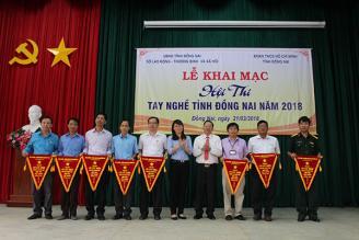 Kết quả Hội thi tay nghề trẻ tỉnh Đồng Nai lần thứ X năm 2018