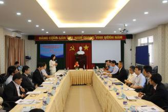 Phó thị trưởng thành phố Sakai cùng Đoàn doanh nghiệp Nhật Bản làm việc với Trường Cao đẳng nghề Công nghệ cao Đồng Nai